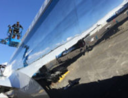 Downey Detailer Selected for 2nd Year to Air Force One Detailing Team at Seattle Museum of Flight